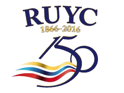 2016 - 150th Anniversary at the Royal Ulster Yacht Club